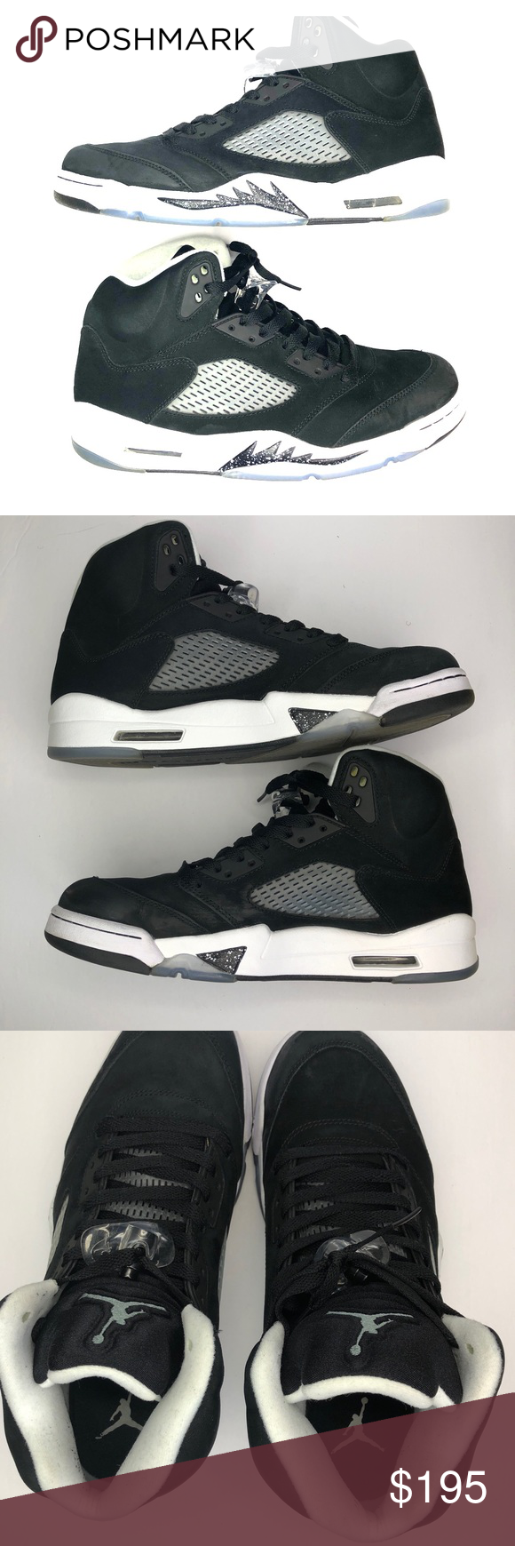 release date: cc410 000fa Nike Air Jordan Retro 11 Oreo Men size 11 Nike Air Jordan Retro 5s Oreos  Size  11 CONDITON  9 10 Lightly worn Comes with original box 100% Authentic  Nike ...