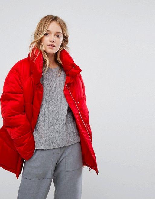 Monki Padded Jacket | Ready to Wear | Wattierte jacke