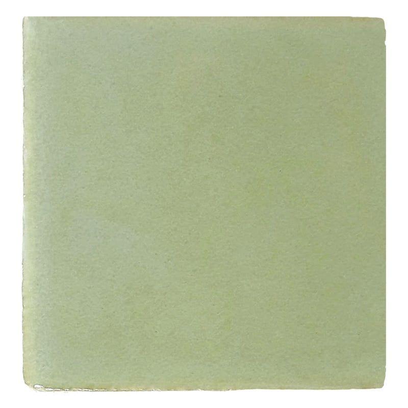 Mint Wandfarbe: Mint Glazed Ceramic Tiles 6x6