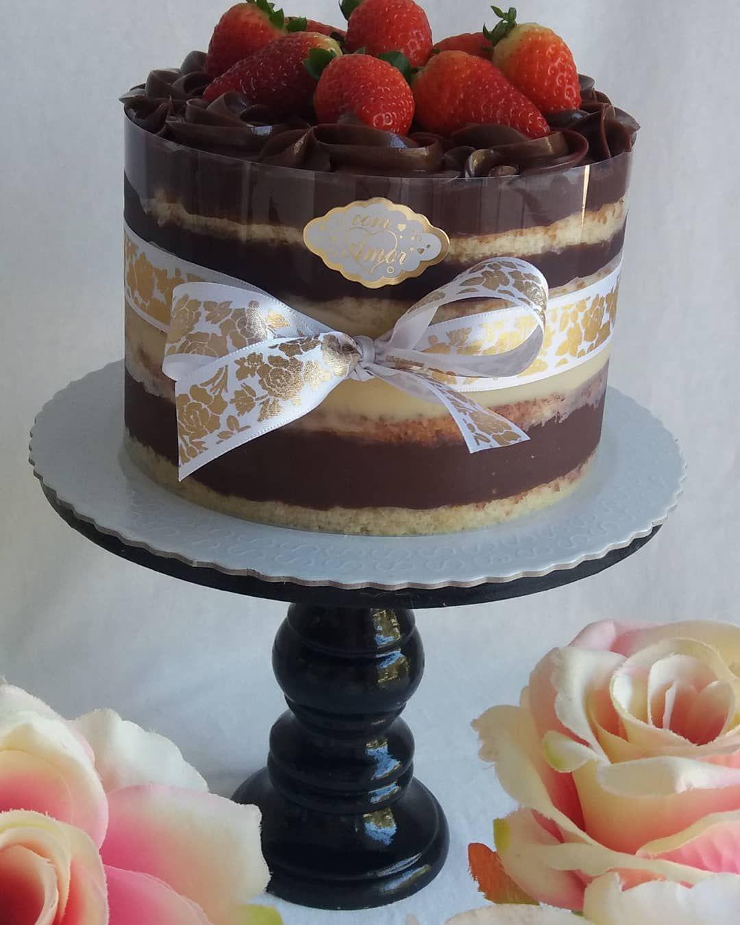 Pin em naked cake!!