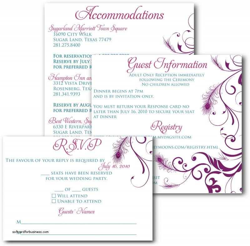Wedding Invitation Inserts Ruthless The Exploited Strategies Pain Of Finding Out How To Fill