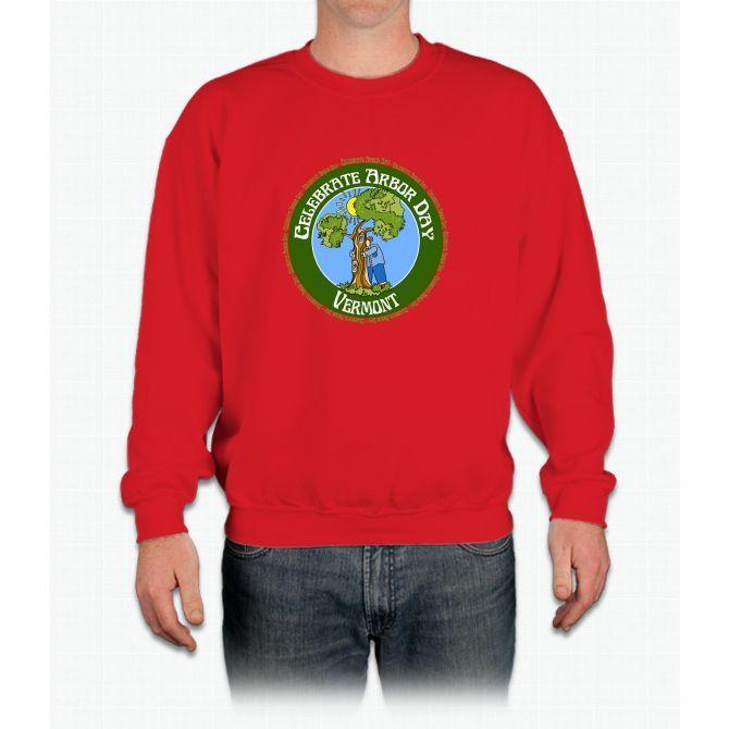 Arbor Day Vermont Crewneck Sweatshirt