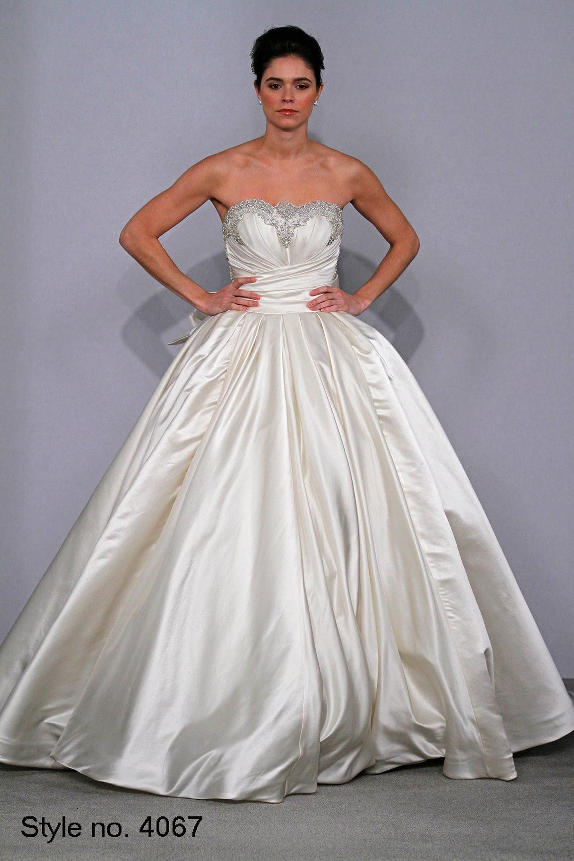 Beautiful Pnina Tornai bridal gown Style no. 4067 | Bridal Gowns ...