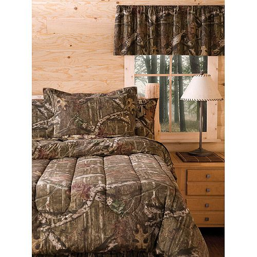 Full Mossy Oak Break-Up Infinity Mini Comforter Set