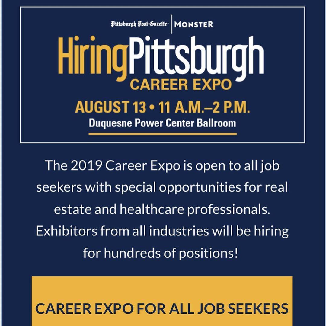 Job Fair Alert Tuesday August 13 11a 2p This Is A Public Hiring Event No Guarantee Which Employers Will Hire With A C How To Make Resume Job Fair Job Seeker