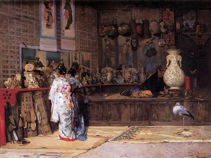 Wallpaper Amazing Famous Painting 48