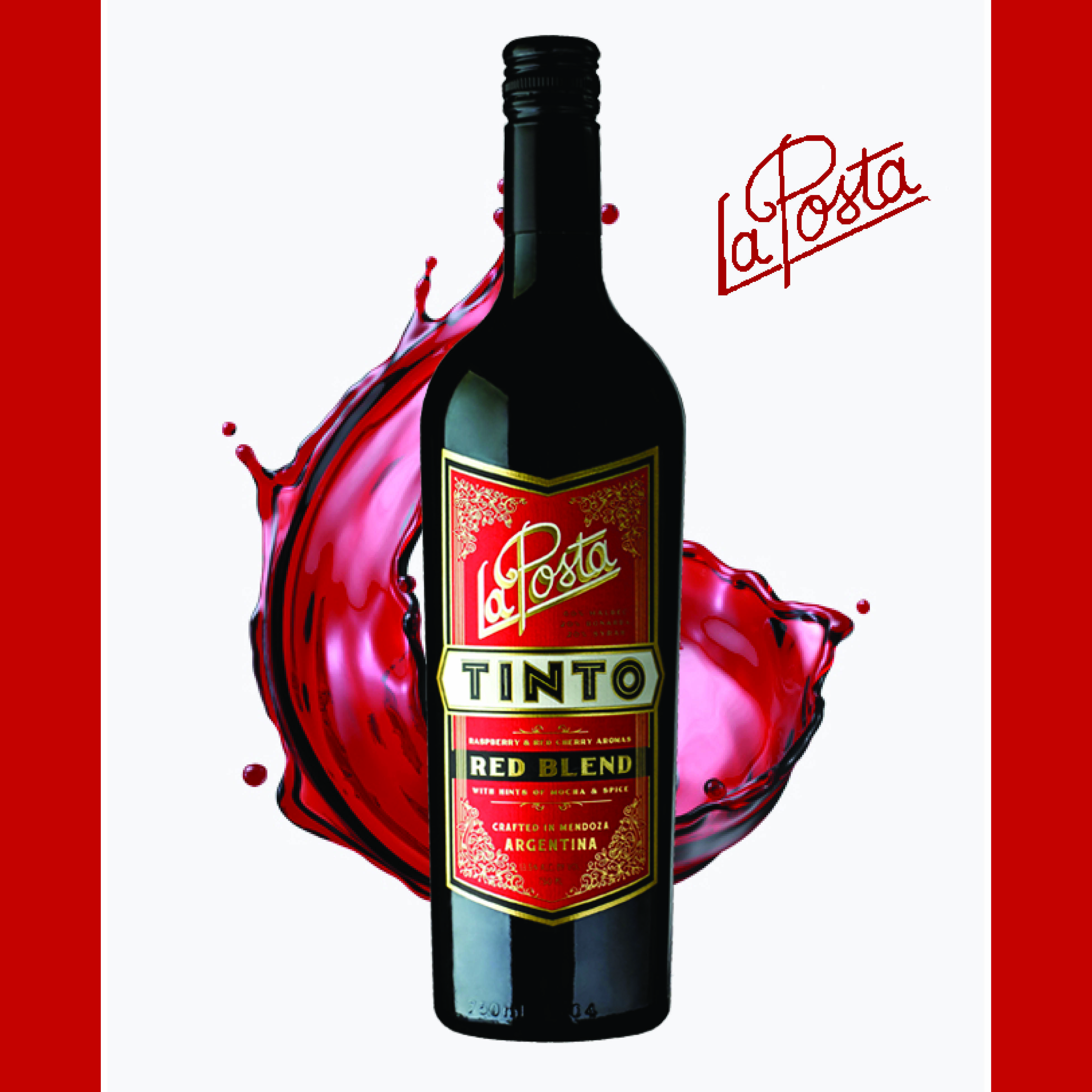 2017 La Posta Tinto Red Blend Big Score Low Price Great Value On This Argentine Red Blend Red Wine Online