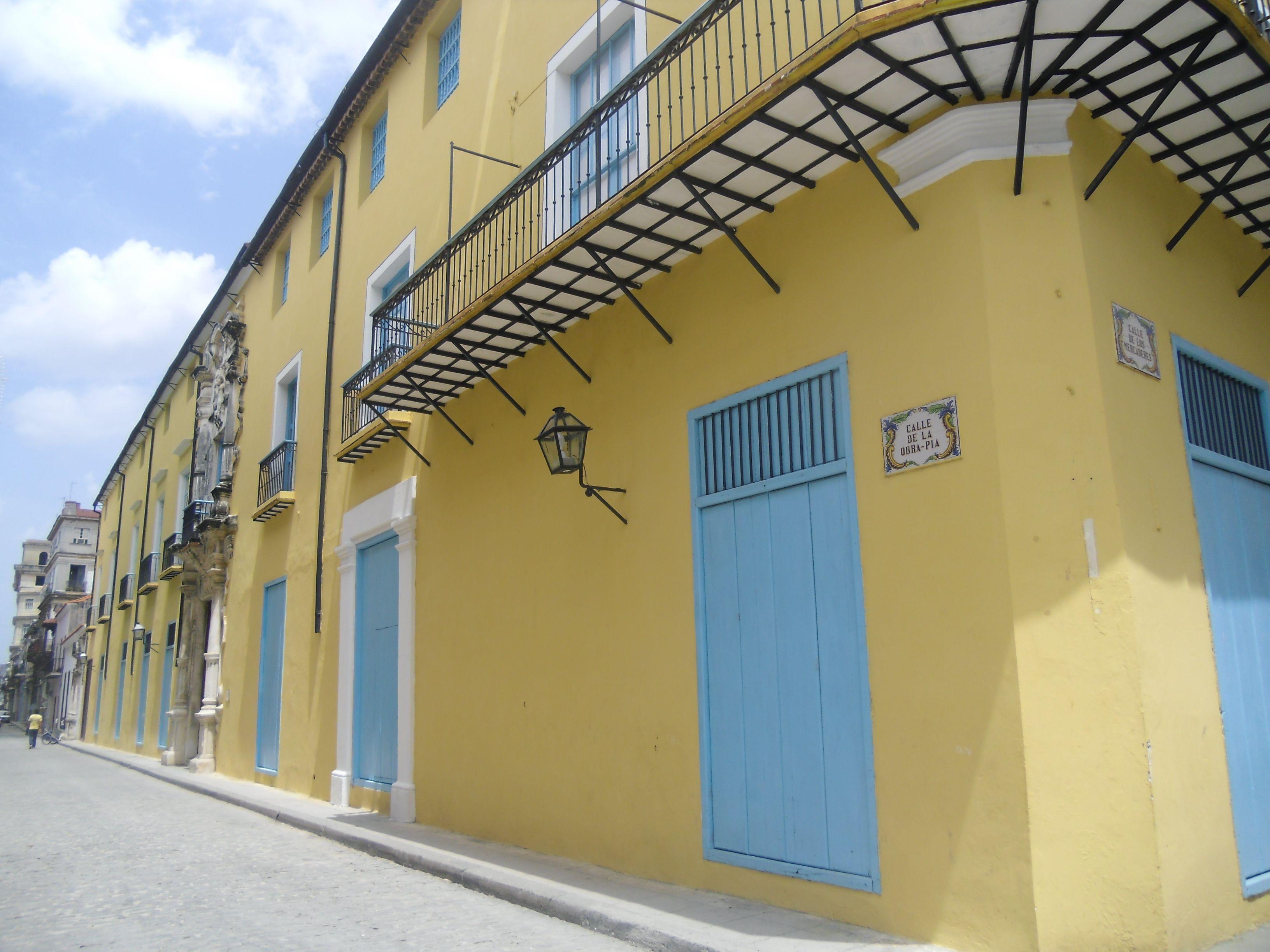 Calle en la Vieja Havana - CUBA