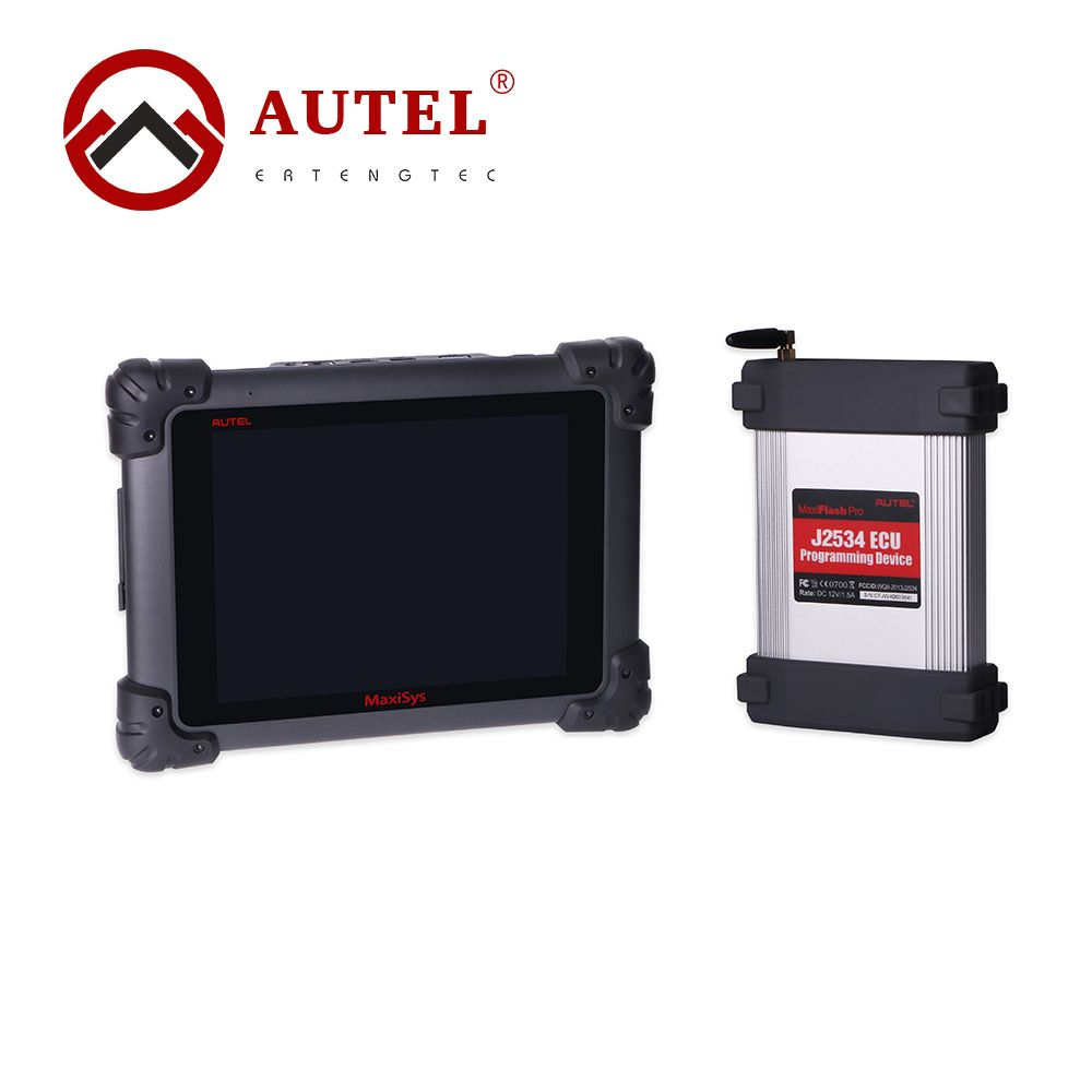 AUTEL MaxiSys Pro MS908P Automotive Diagnostic ECU Programming