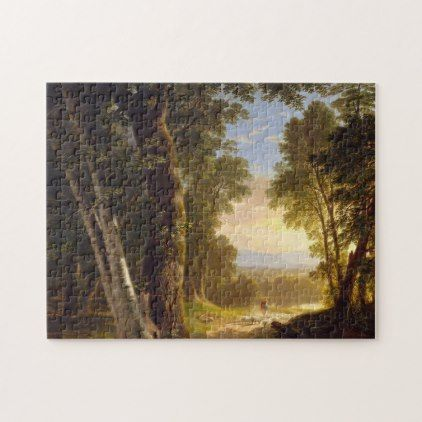 #wood - #The Beeches Jigsaw Puzzle