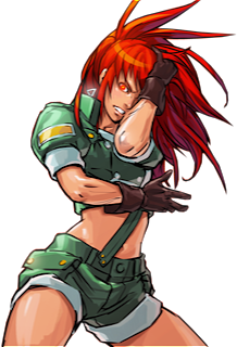 The King Of Fighters 2002 Leona Heidern Pesquisa Google Kof King Of Fighters Yuri Kof