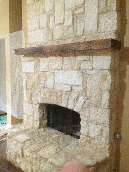 Austin Stone Indoor Fireplace By Paulauren In Fort Worth Texas