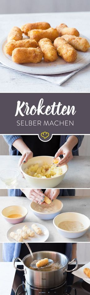 Make croquettes yourself: This is guaranteed to succeed - I can understand it – it is so easy and co...
