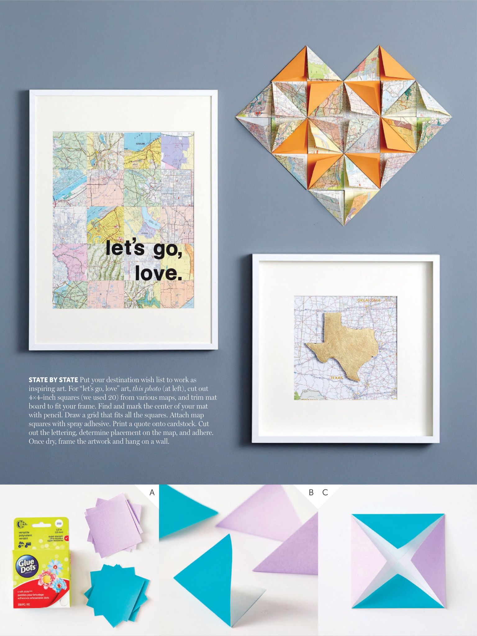 Map It Out From Do It Yourself Magazine Fall Read