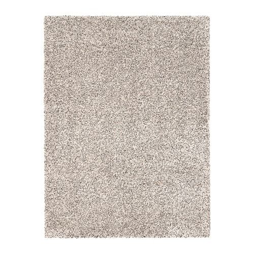 Ikea Adum Rug Light Brown Pink: IKEA - VINDUM Rug, High Pile White In 2019