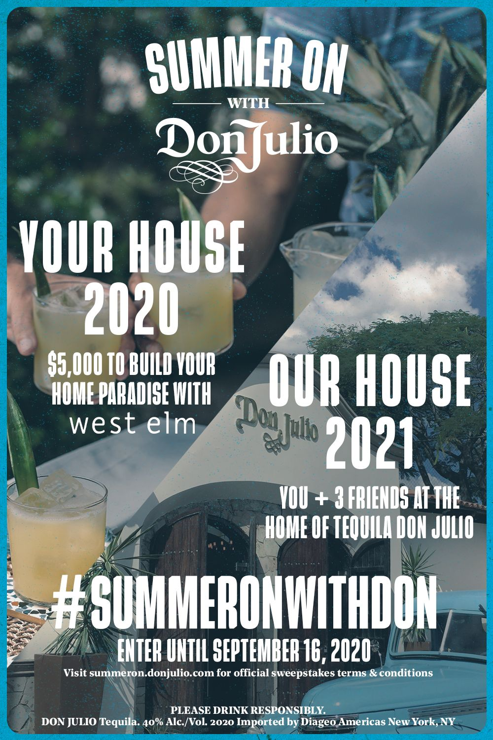 Don Julio Summer On