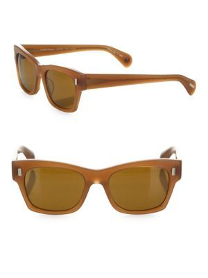 ec47e7c9d7c OLIVER PEOPLES The Row For Oliver Peoples 71st Street 51MM Square Cat Eye  Sunglasses.  oliverpeoples  sunglasses