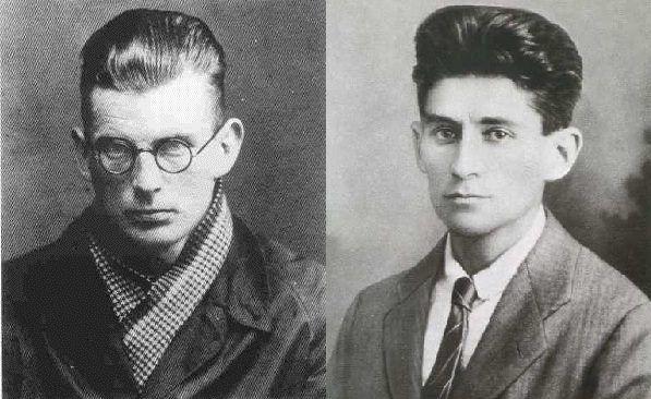 Resultado de imagen para Kafka y Beckett