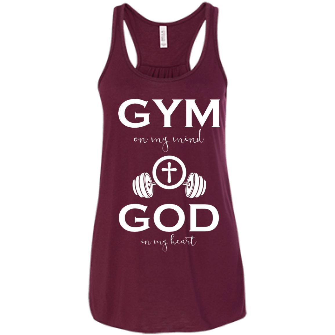 Gym on my Mind, God in my Heart