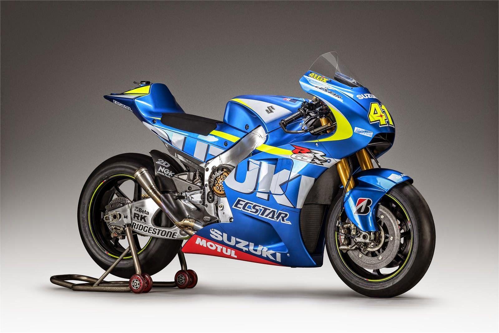 Team Suzuki Ecstar Wallpaper Photo Suzuki Gsx Motogp Racing Bikes