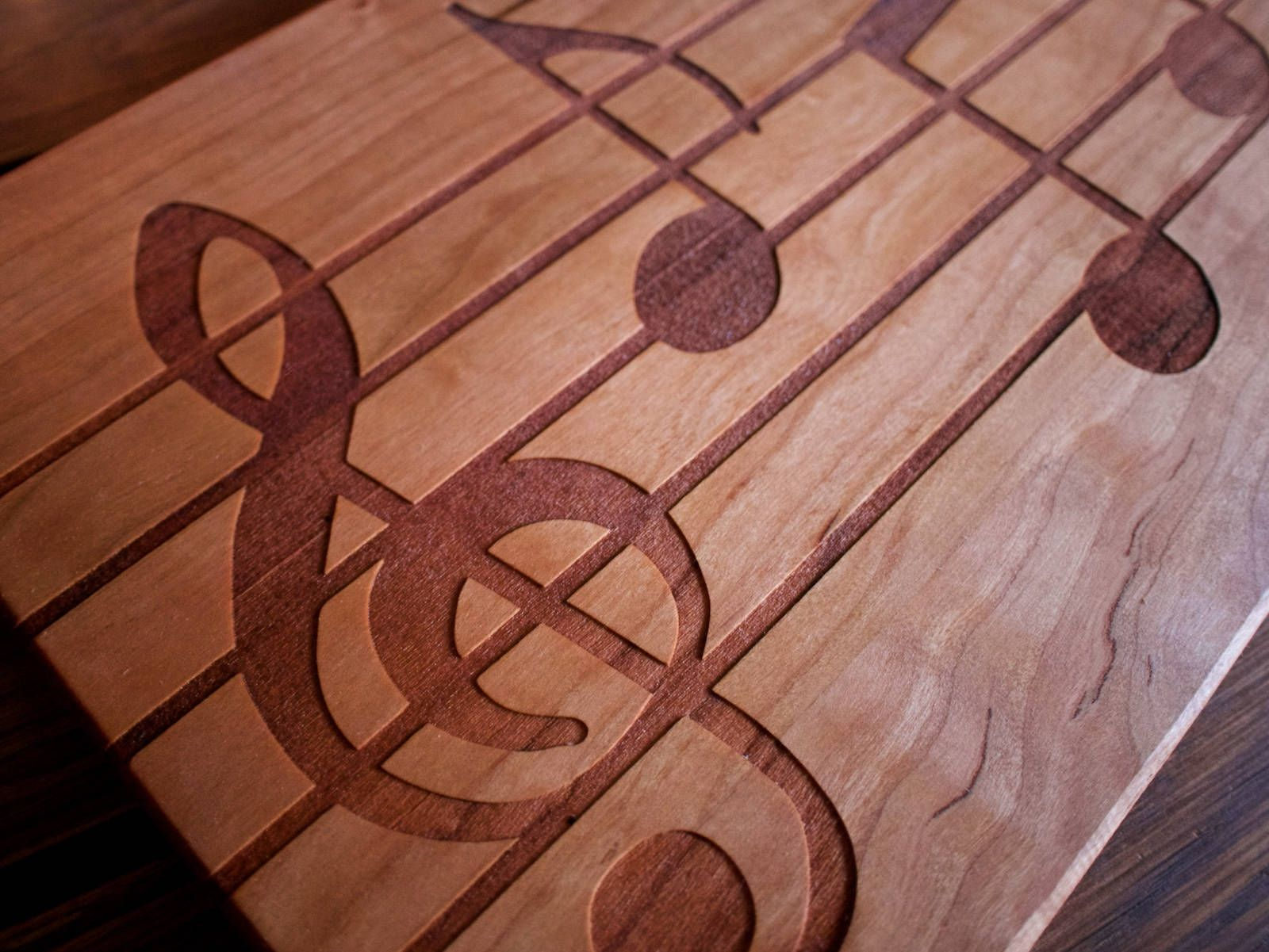 Pin On Laser Engraved Wood Cutting Boards And Signs