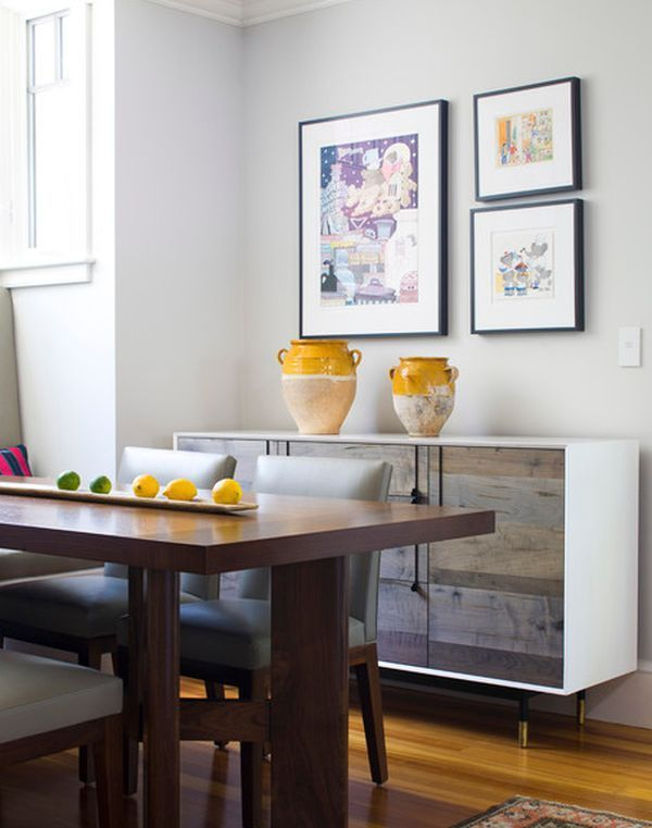 Great Modern Approaches To Dining Room Sideboards Design Ideas