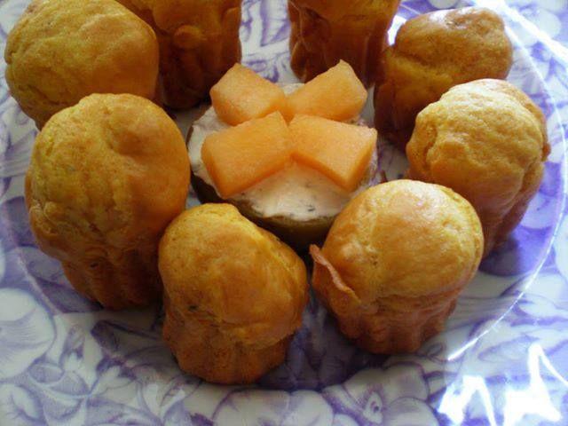 Recette Cake MiSalé-Misucré Tartare et Melon de La cuisine de Flotibus