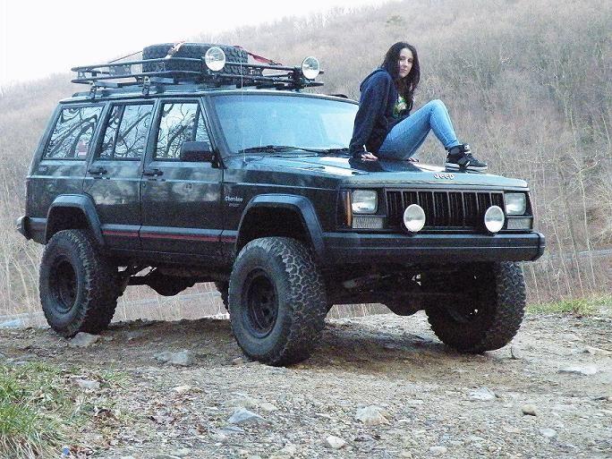 Cherokee Forum Jeep Diva Calander Page 76 Jeep Cherokee Forum