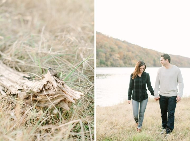 Weddings by Christopher and Nancy | Engagement Session | Evans & Mallory | Dreamy Engagement in Little Rock