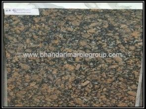 Orange Brown Granite Is Is One Of The Strongest And Very Hard Material This Stone Can Be Used In Bridges Monuments Paving Brown Granite Granite Flooring