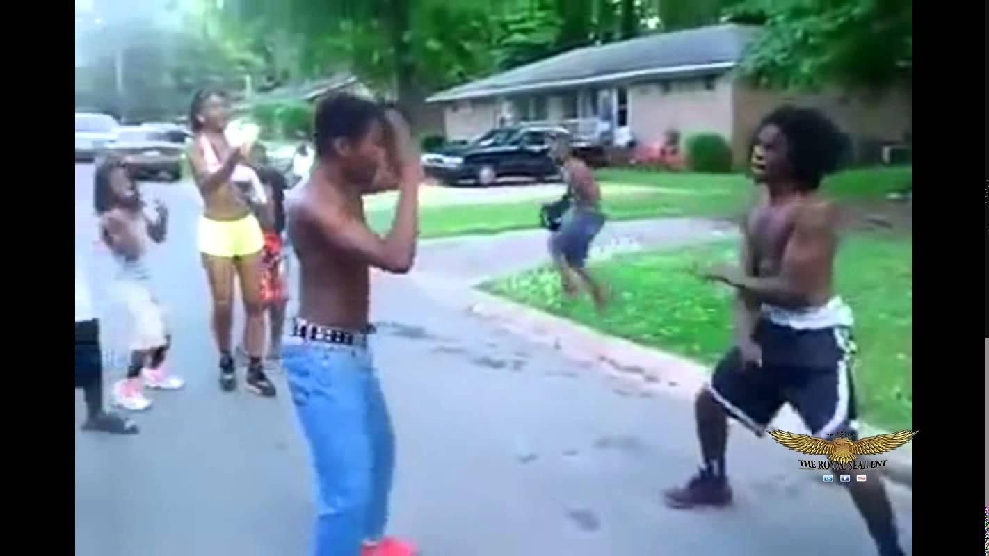 awesome hood fights crazy brawl street fights royal seal ent