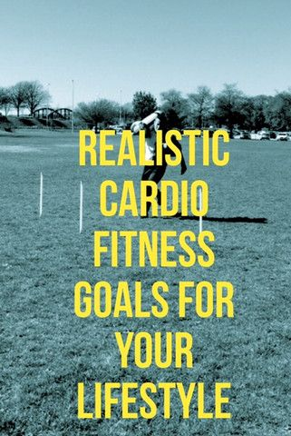 How many times have you set a goal to do 30 to 60 minutes of cardio a day, only to have set that particular goal aside within the first few days or weeks because you simply couldn't fit it in? This is a very common occurrence that causes a number of people to give up on their dreams of becoming more fit, blaming their lack of willpower for their inability to progress. However, most often this can be easily remedied simply by creating cardio fitness goals that are more realistic for your…