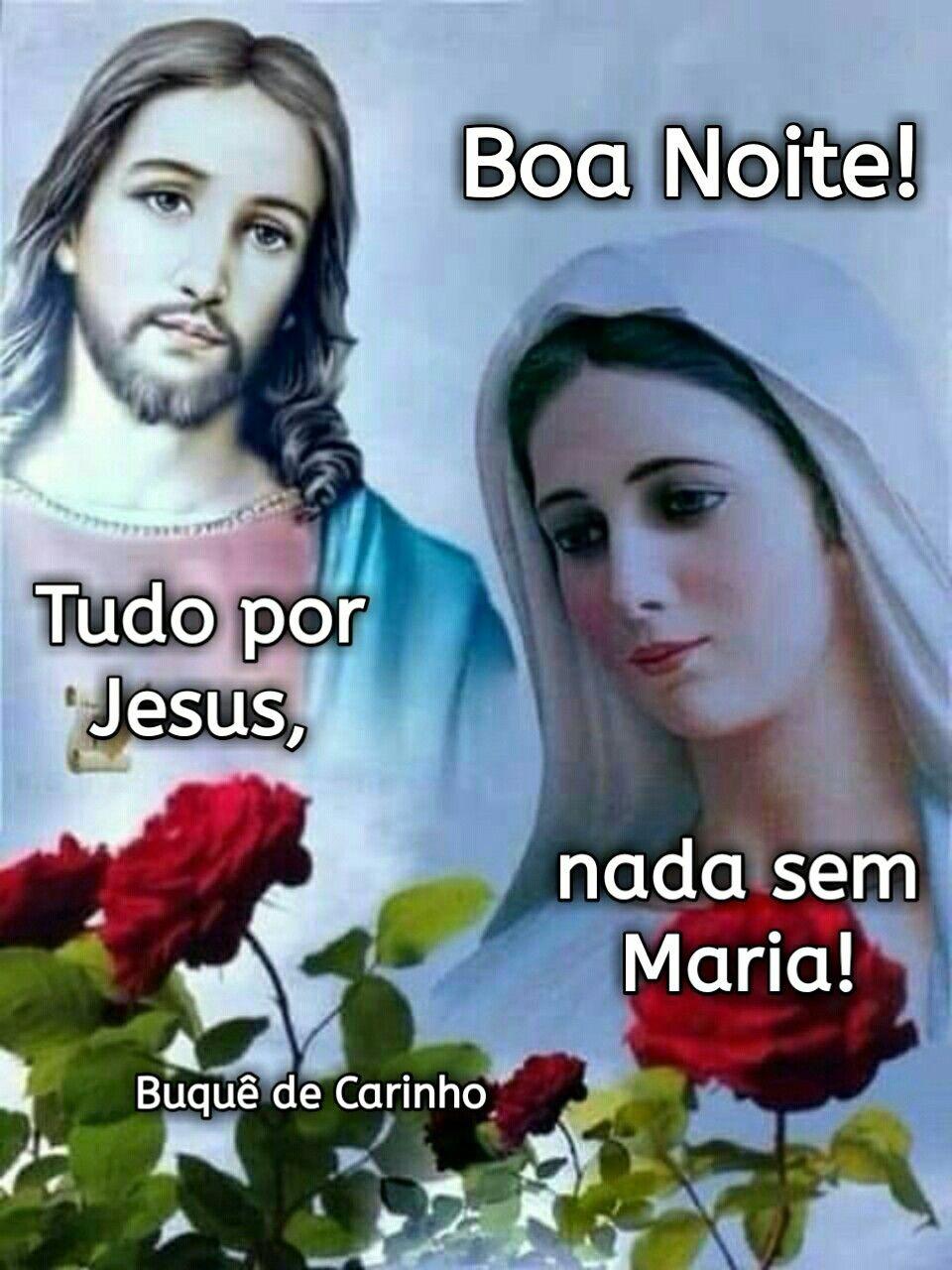 Amem Em Nome De Jesus Mensagem De Boa Noite Boa Noite Para