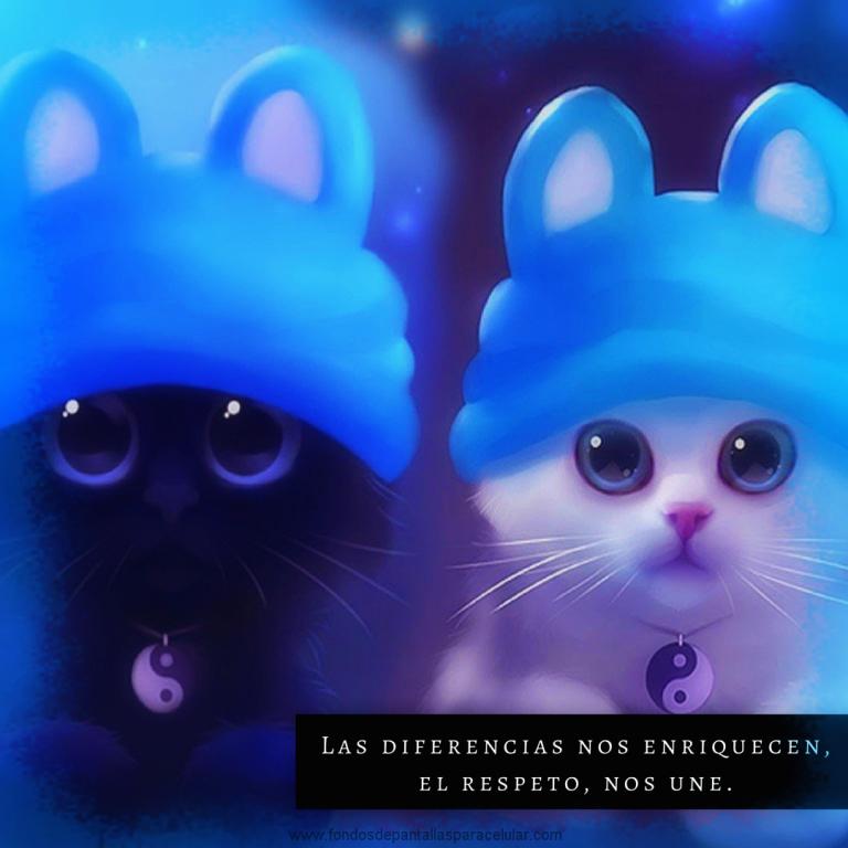 Pin En Ilustraciones Hermosas De Gatos Y Gatitos
