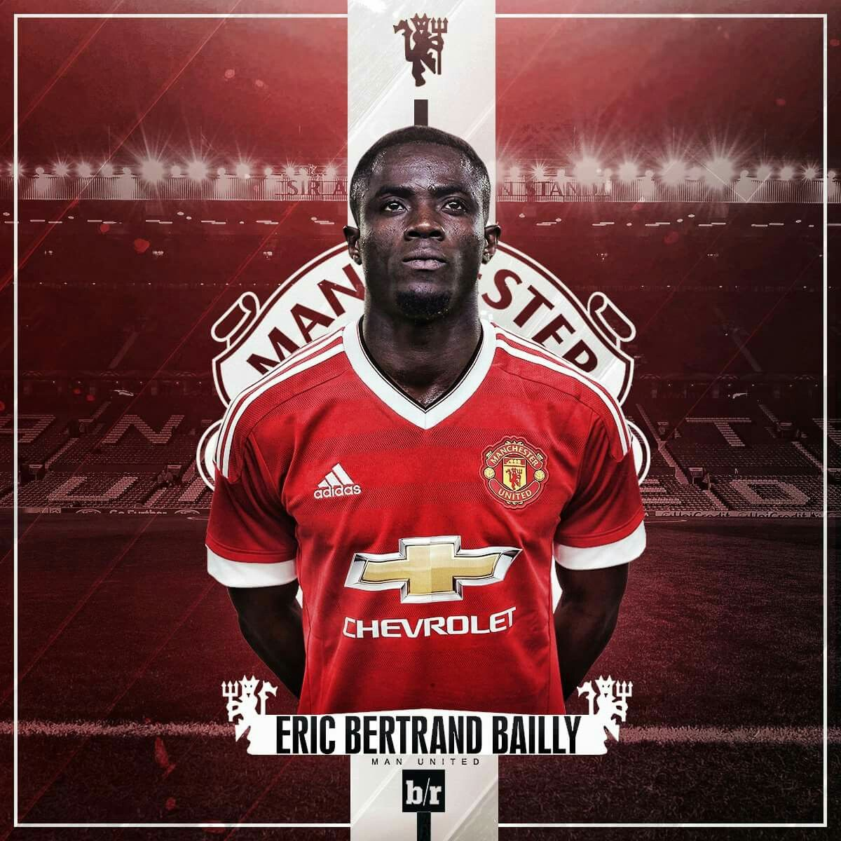 Eric Bailly Manchester United United Pinterest