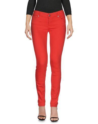 HTC Women's Denim pants Red 27 jeans