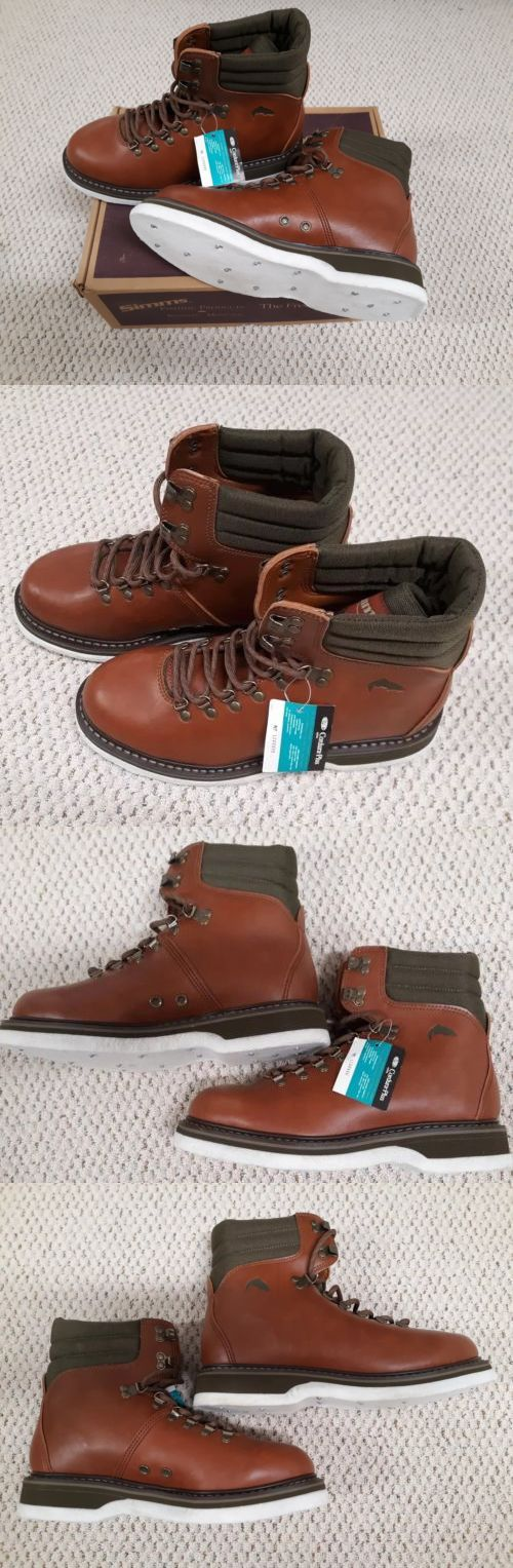 8405a9b866ce Boots and Shoes 179980  Simms Freestone Wading Boot Men S Size 10 Spiked  Felt Sole New -  BUY IT NOW ONLY   74.99 on  eBay  boots  shoes  simms   freestone ...