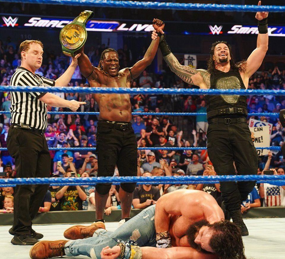 Nice Job Truth Roman Watch Here Full Match Roman Reigns Wwe Funny Wwe