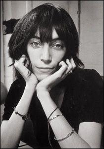Patti Smith Die Rockrebellin Patti Smith Frau Gesicht Musikbuch