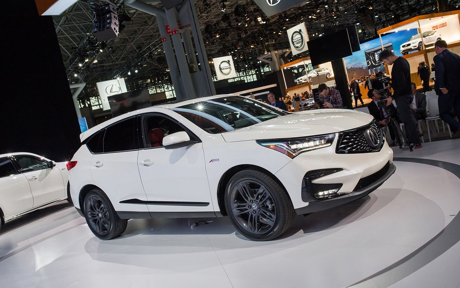 2019 Acura Crossover Release date and Specs Vehiculos