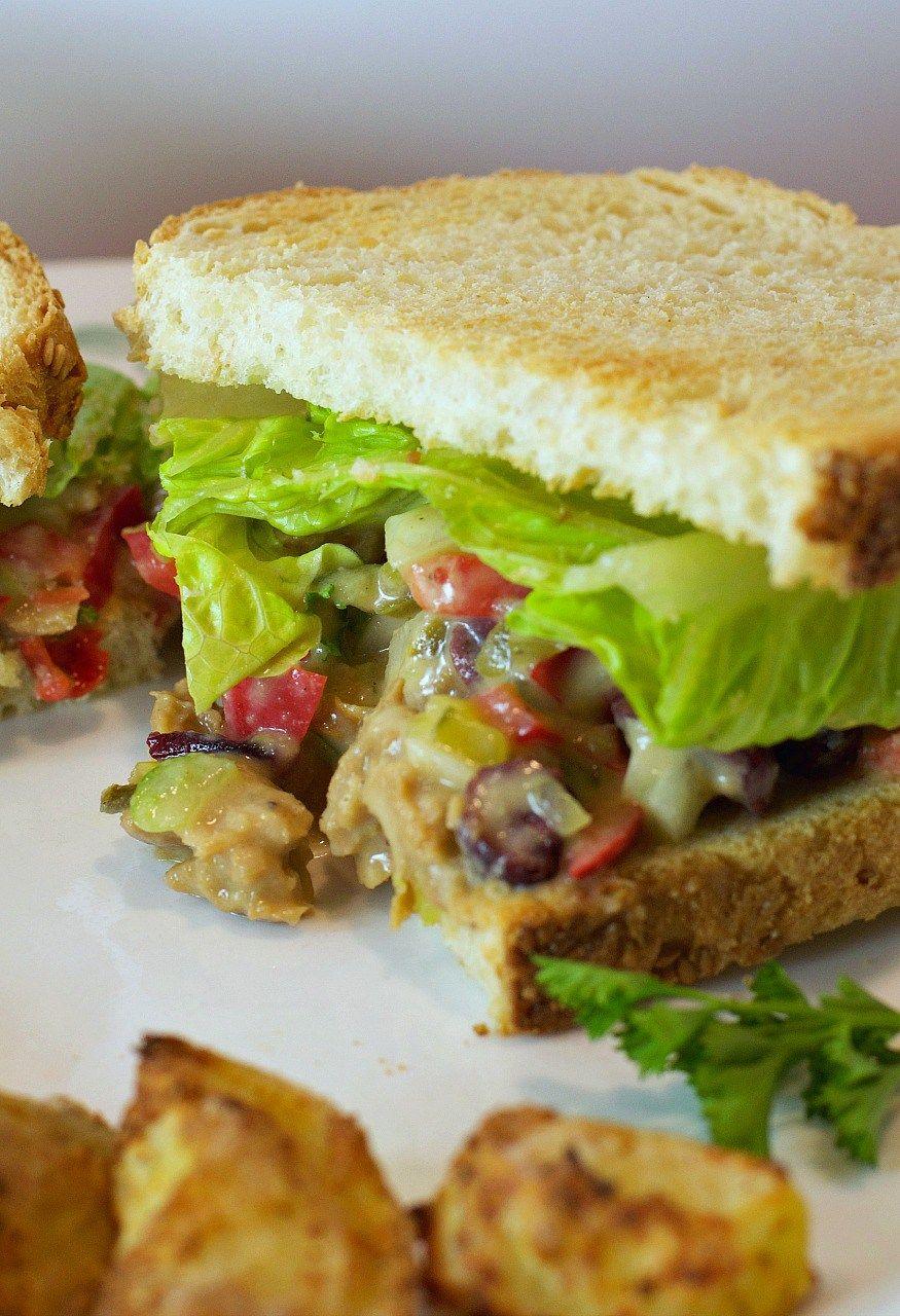 Vegan Turkey Salad ift.tt/2ly7ha5