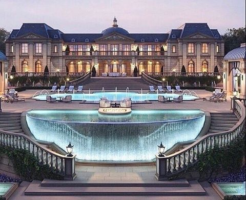 Superrich Youcantaffordit Millionairlifestyle Billionairelifestyle Luxurylifestyle Luxuryrealestate Lux Mansions Luxury Homes Dream Houses Dream Mansion
