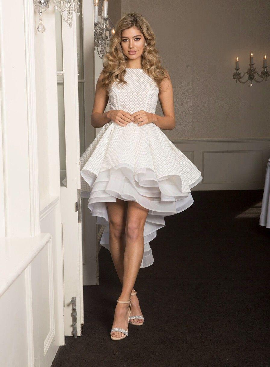 Leah Dress by Leah Da Gloria X White Runway. A beautiful cocktail ...
