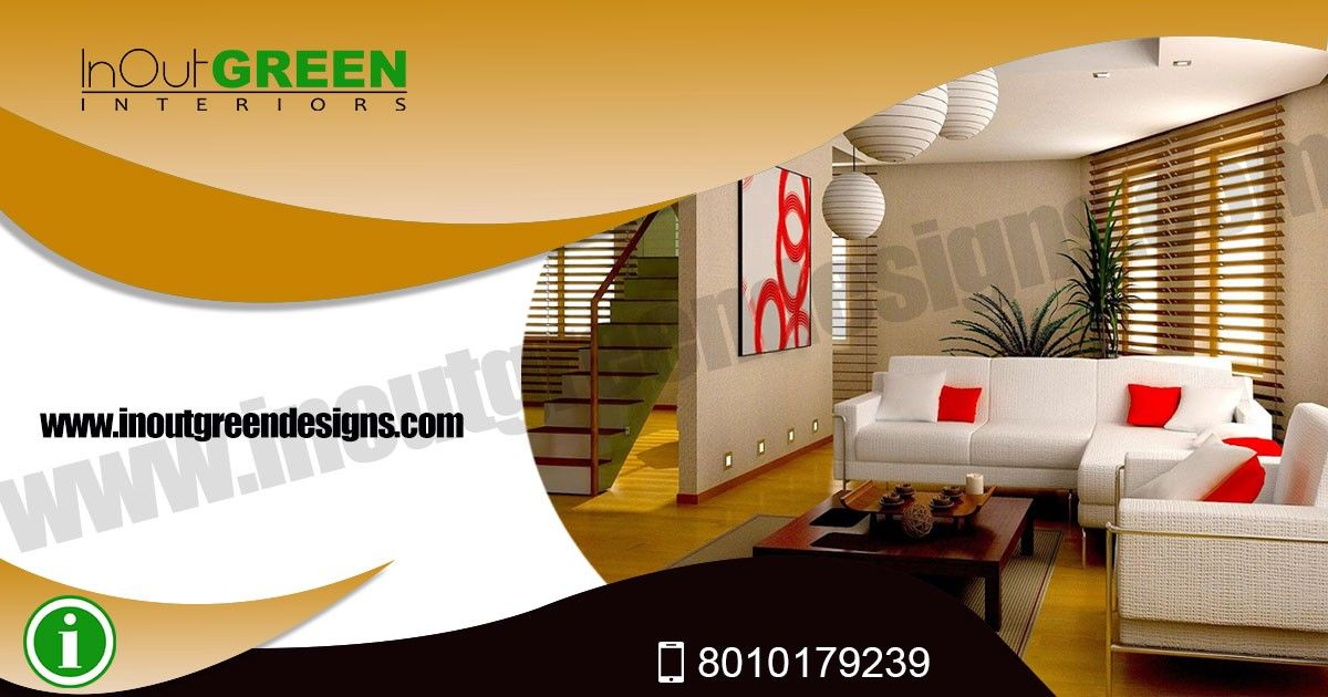 In Out Green Designs The Top Interior Designers In Noida In Out