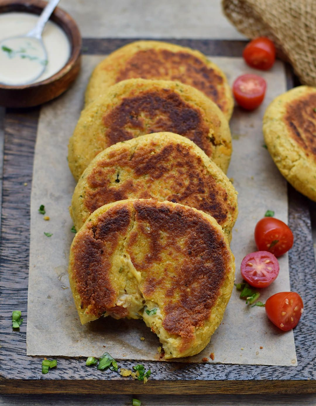 This Cauliflower Patties Recipe Is Versatile And Easy To Make The