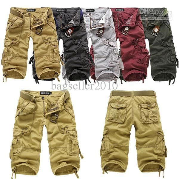 71a4de1fd95d Wholesale Casual Shorts - Buy Utility New Men s Cotton Hobo Men Relaxed Fit Cargo  Shorts Summer Cool Pants Shorts R53