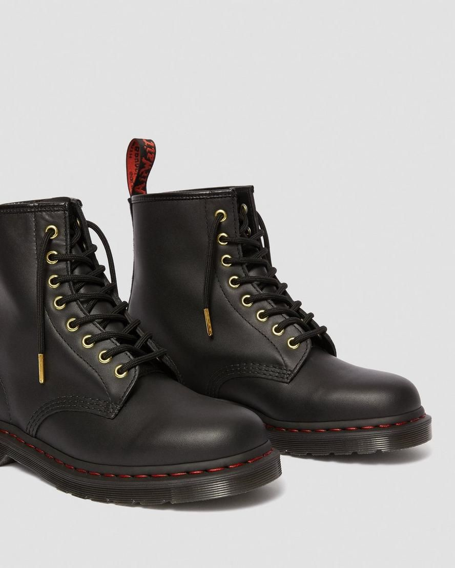 1460 chinese new year stiefel aus leder in 2020   Stiefel