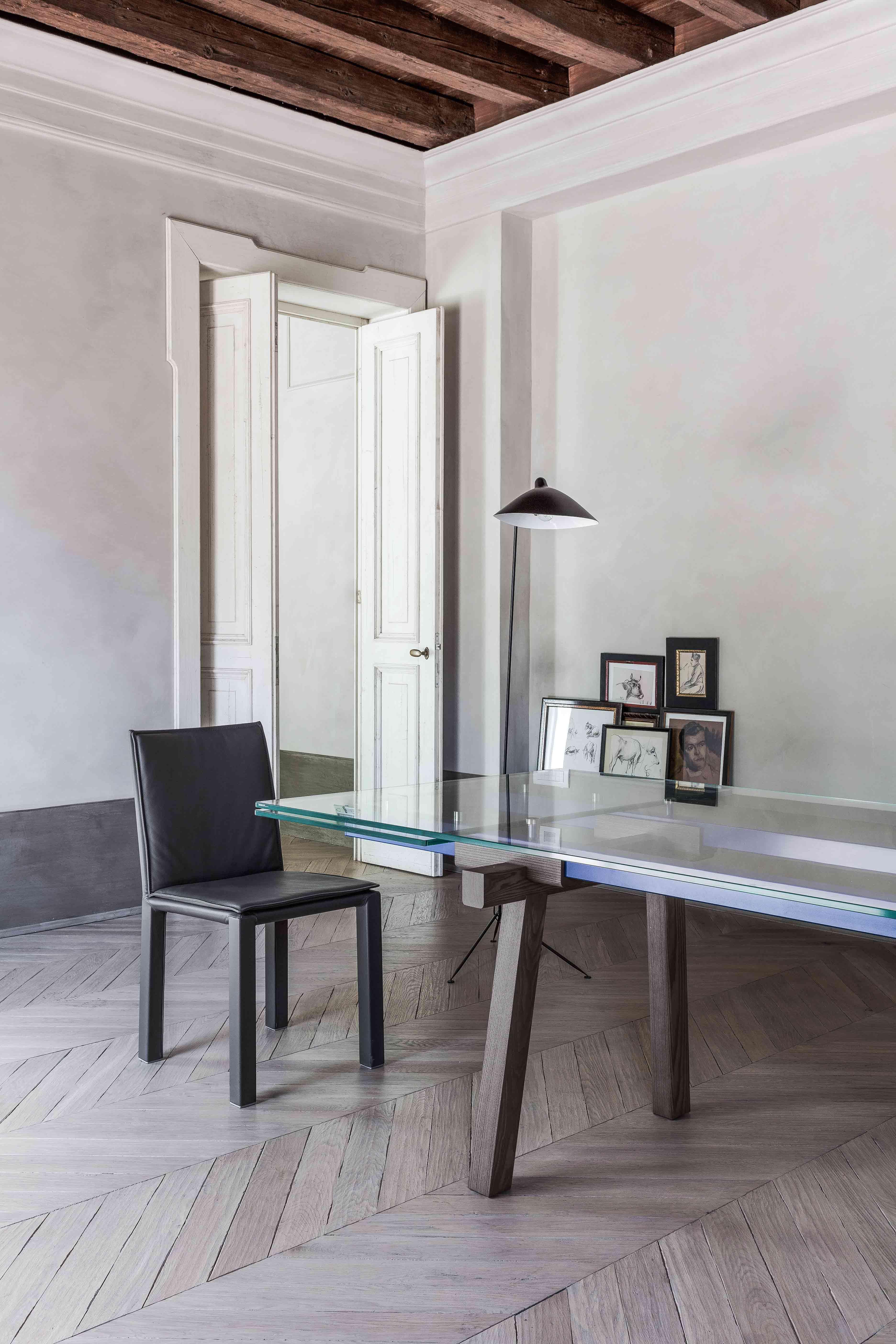 Kuva soft #chair #design Bartoli Design & Tracks #table design Alain ...