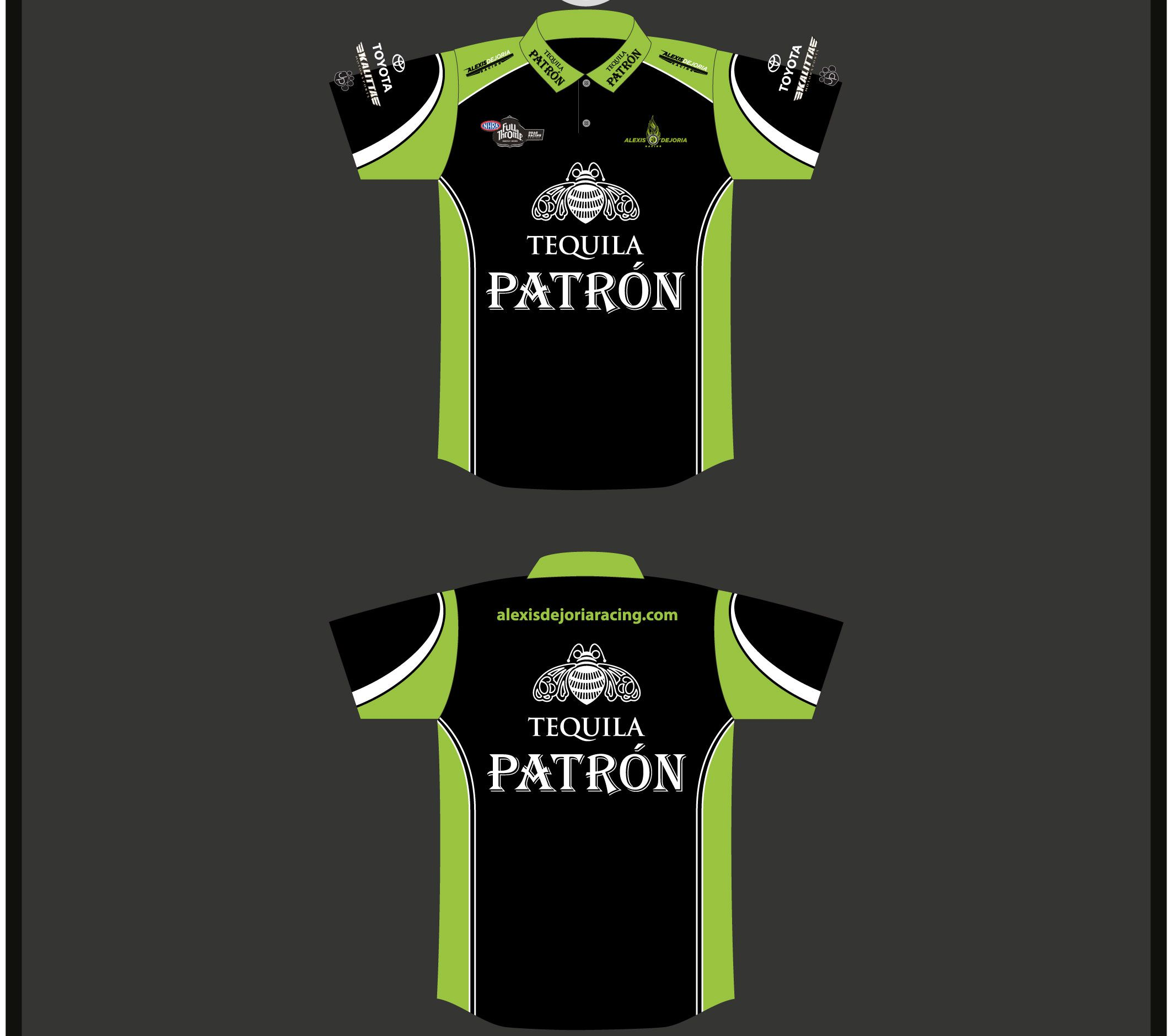 Patrone Sublimated Racing Pit Crew Shirt Design Www