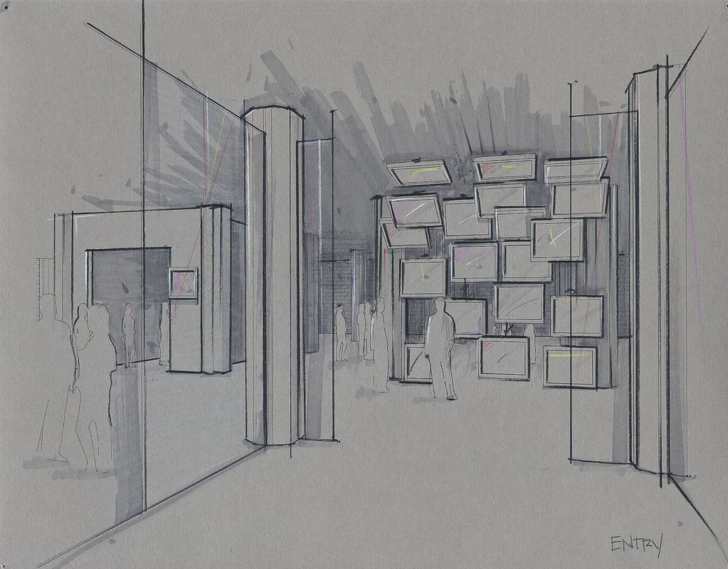 Architectural Drawings And Interior Design